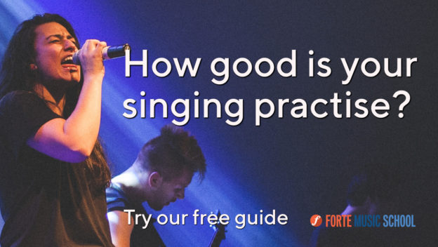 How Good Is Your Singing Practise?