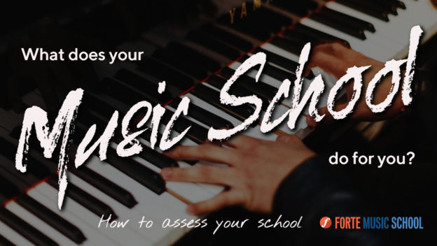 How Good Is Your Music School? Here's What To Look Out For