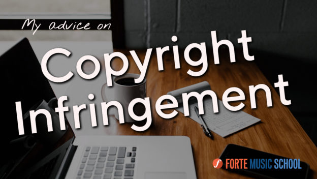 How To Handle Copyright Infringement - With Free Ebook