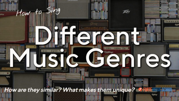 How To Sing Different Music Genres