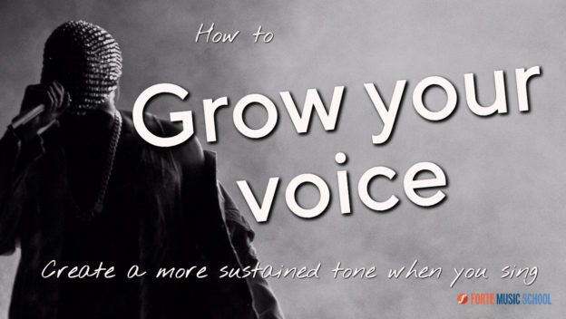 Grow Your Voice Youtube Thumbnail