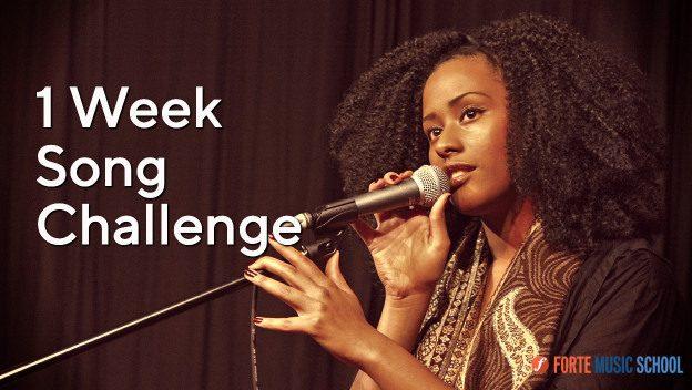 The 1 Week Song Challenge - Memorise Songs In 5 Days
